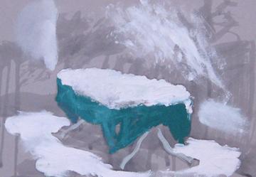 tisch-im-schnee
